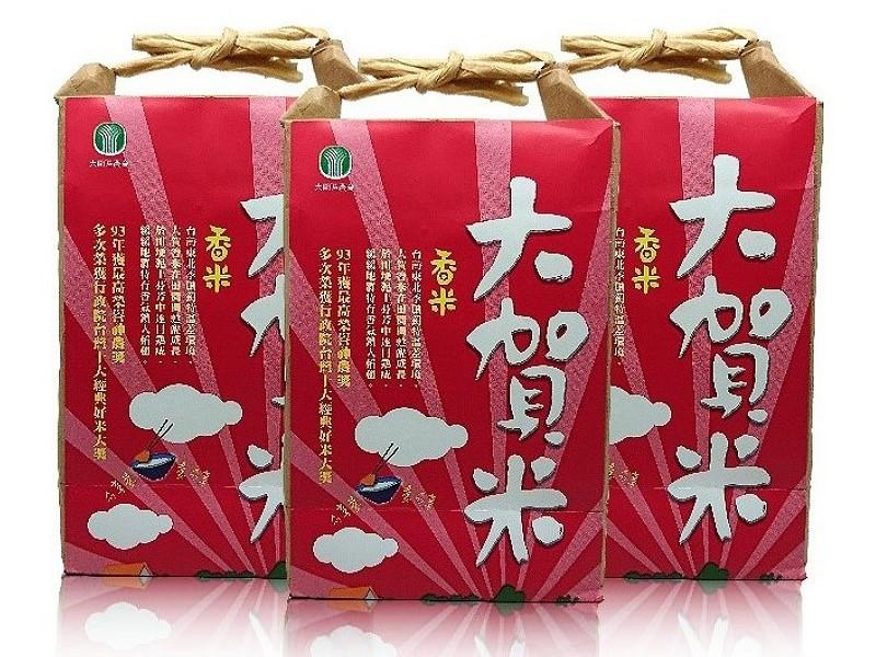 大賀香米-1.0 公斤