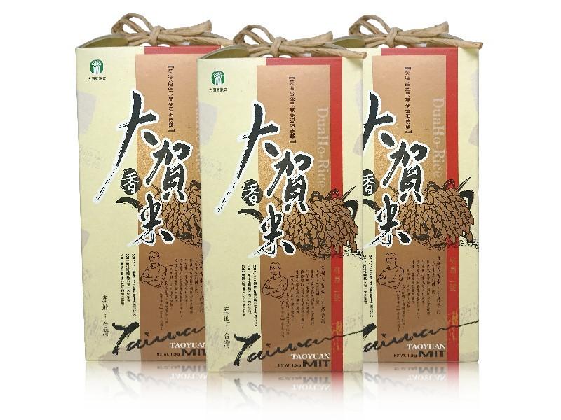 大賀香米-1.5 公斤