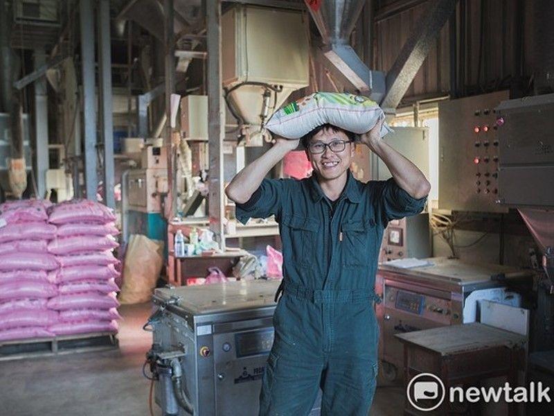 【青農時代】稻米魔法師陳士賢 創造米麵、米鬆餅另類商機