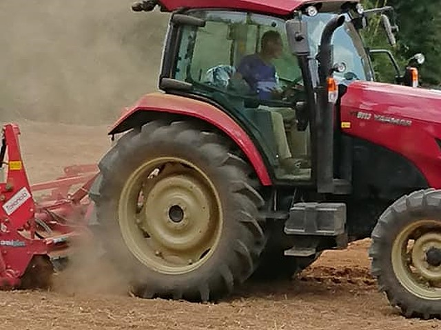 【農場新訊】新的一季,開始耕耘播種 !